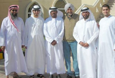 Narotam Ji in Dubai