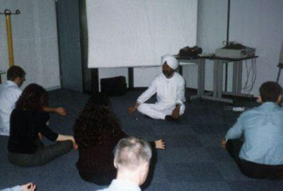 Yoga in France