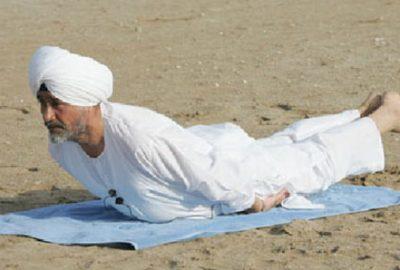 Narotam Ji in UAE
